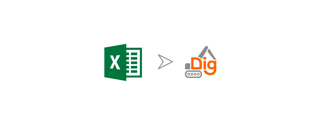 Собираем данные с XLS, XLSX и CSV файлов