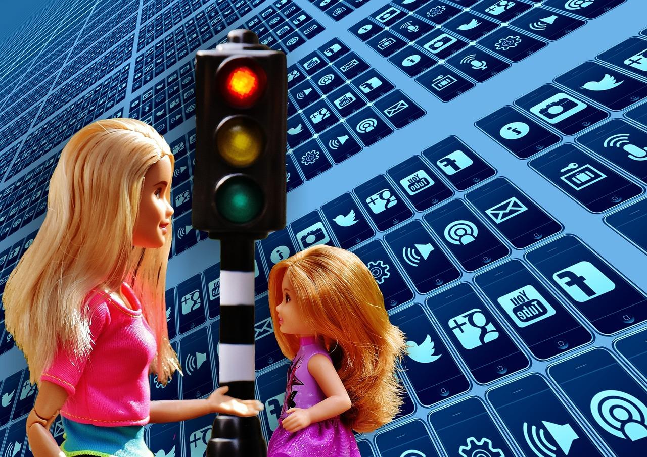 Контроль за детьми в интернете